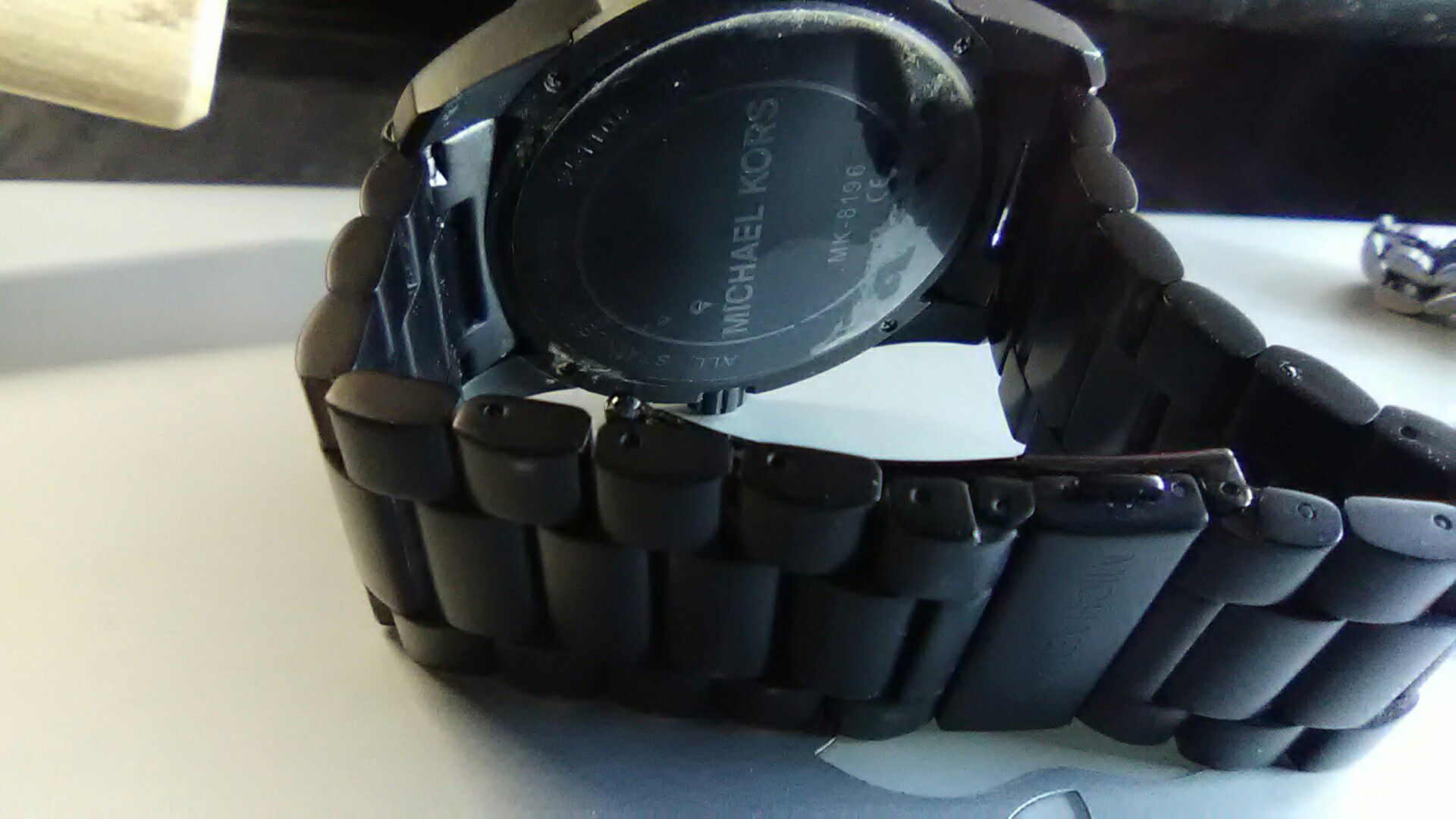 Michael Kors men's designer watch. Great condition lightly used.