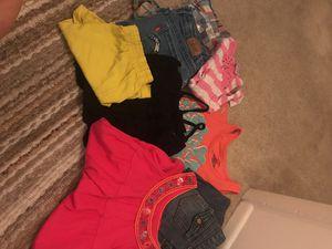 Girls size 7/8 summer clothing lot for Sale in Manassas, VA