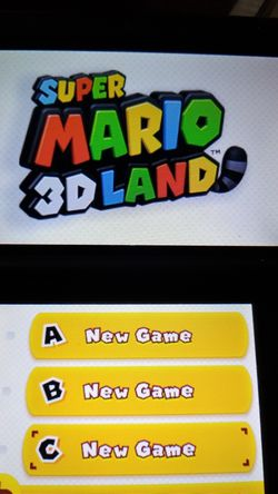 Super Mario 3D Land Thumbnail