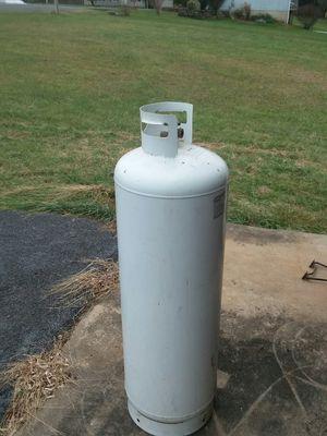 100 lb propane tank (empty) for Sale in Bunker Hill, WV