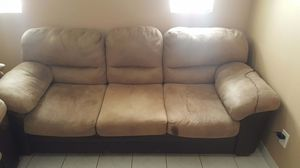 Sofa, love seat, recliner, coffe table, 2 end tables for Sale in Davie, FL