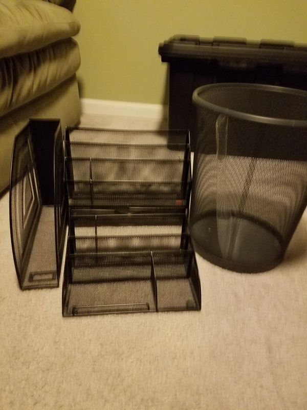Rubbermaid Desk Organizer Set Brand New For In Orland Park Il Offerup