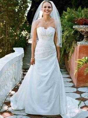 Wedding Dress Size 2 Never Used For In Marietta Ga