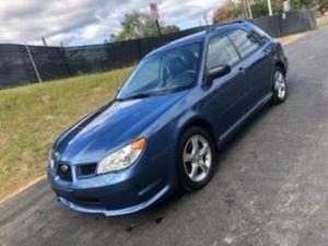 2007 Subaru Impreza for Sale in Silver Spring, MD