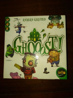 Kids Card Game - Ghoost! for Sale in Elyria, OH