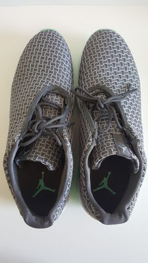 best sneakers f030c 007c1 Nike Air Jordan Future Low Wolf Grey   Emerald Rose Men s Basketball Size 11  for Sale