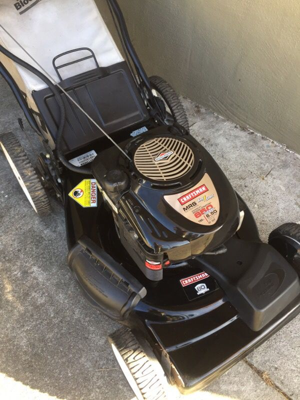 Craftsman 650 series 190cc for Sale in Hayward, CA - OfferUp