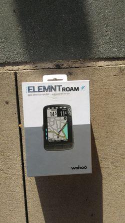 Element Roam gps bike computer Thumbnail