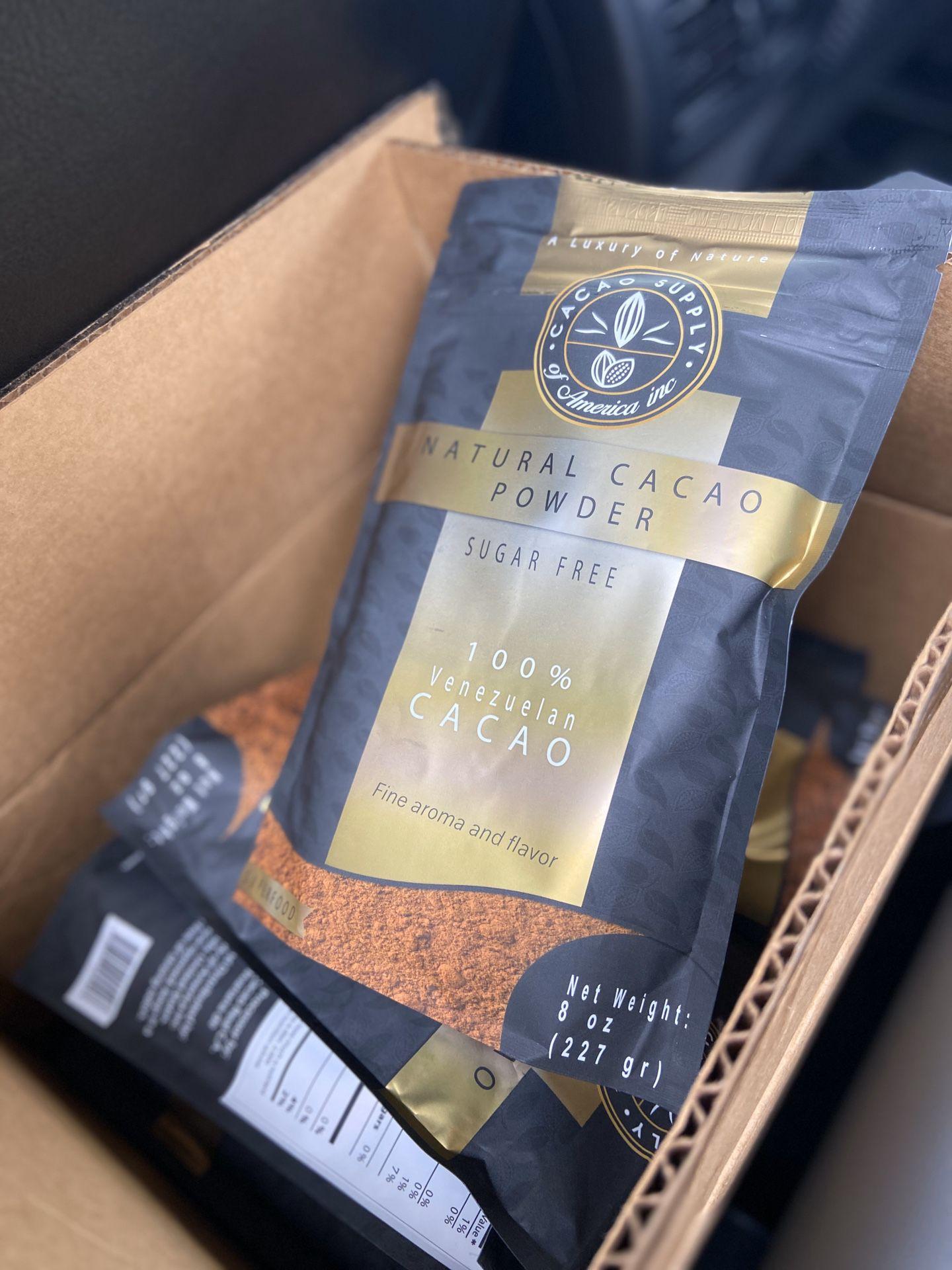 Venezuelan Cocoa Powder / Cacao en Polvo Venezolano