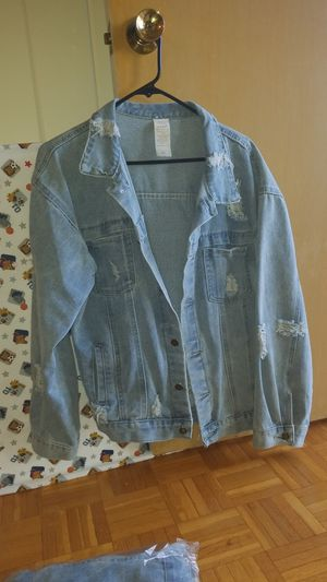 83817c5cf New and Used Jean jacket for Sale in Pine Bluff