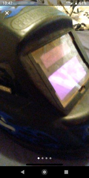 Photo Chicago welding electric systems welding helmet
