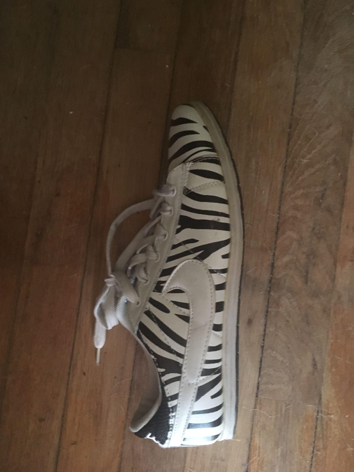 Rare Nike animal print sneaker