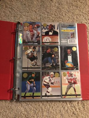 Classic 1993 complete 150 card set basketball baseball football for Sale in Fairfax, VA