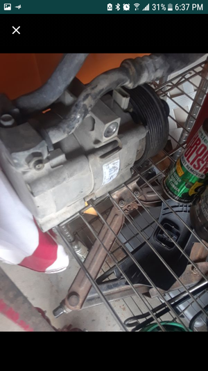 Ford Expedition A C Compressor For Sale In Hesperia Ca