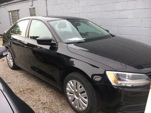 2012 Vw Jetta 2.0 Low miles clean title for Sale in Elyria, OH