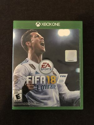FIFA 18 for Sale in Chevy Chase, MD