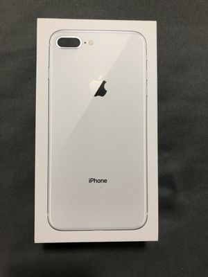 IPhone 8 Plus unlocked 64gb white for Sale in Olney, MD