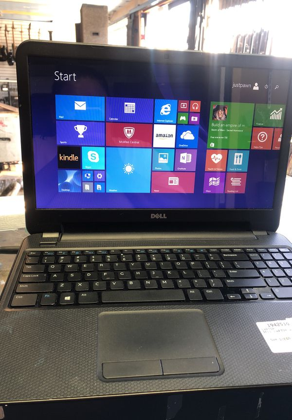 Dell laptop windows 8 with charger for Sale in San Diego, CA - OfferUp