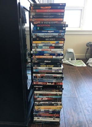 Movies - Assorted for Sale in San Diego, CA