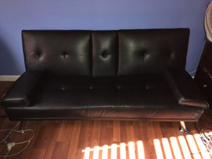 Modern Faux Leather Futon Chair Read Description Below For In Providence Ri