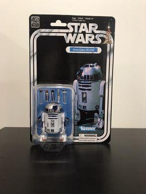 R2-D2 Black Series 40th Anniversary for Sale in Phoenix, AZ