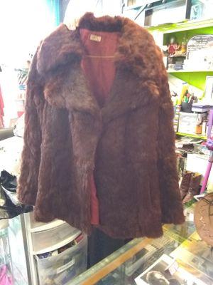 70's vintage rabbit fur jacket size M. excellent condition for sale  Tulsa, OK