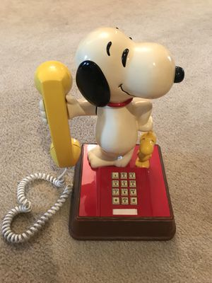 """Vintage """"The Snoopy and Woodstock Phone"""" for Sale in Woodbridge, VA"""