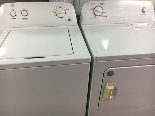 Roper Washer Dryer Set For Sale In Manchester Nh Offerup
