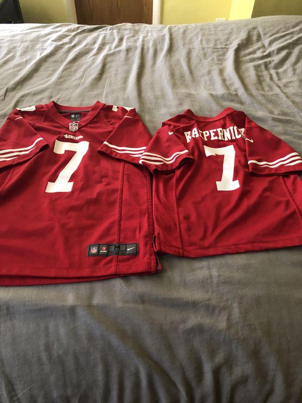 13c3c48b371 Colin Kaepernick 49ers Jersey  7 for Sale in Whittier