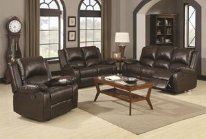 🔥BEST DEAL 🔥LIVING ROOM RECLINER DARK BROWN for Sale in Miramar, FL