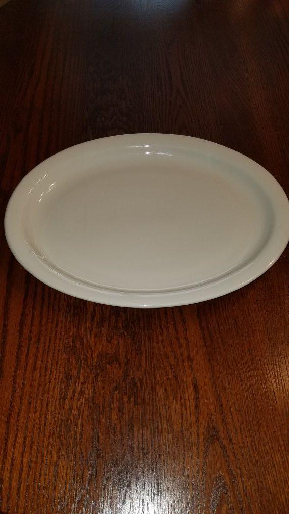 Vintage Oval Platter.