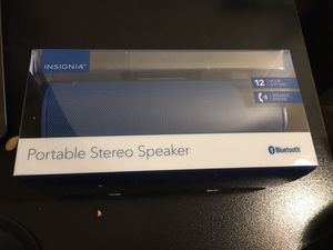 WAVE 2 Portable Bluetooth Speaker - Blue for Sale in Holly Springs, NC