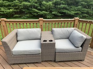 Amazing Outdoor Furniture For Sale In New Jersey Offerup Download Free Architecture Designs Scobabritishbridgeorg