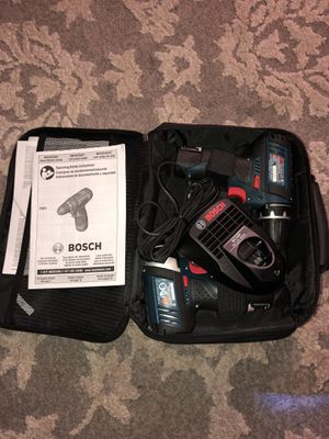 Bosch Drill and Impact set for Sale in Nashville, TN