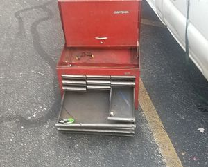 Craftsman 18 drawer tool box for Sale in Riverdale Park, MD