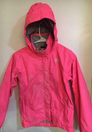 Girl Northface - Pink Rain Coat - Size 10/12 for Sale in Alexandria, VA