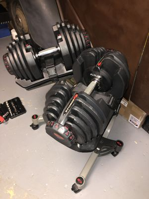 Photo Bowflex 1090 with stand