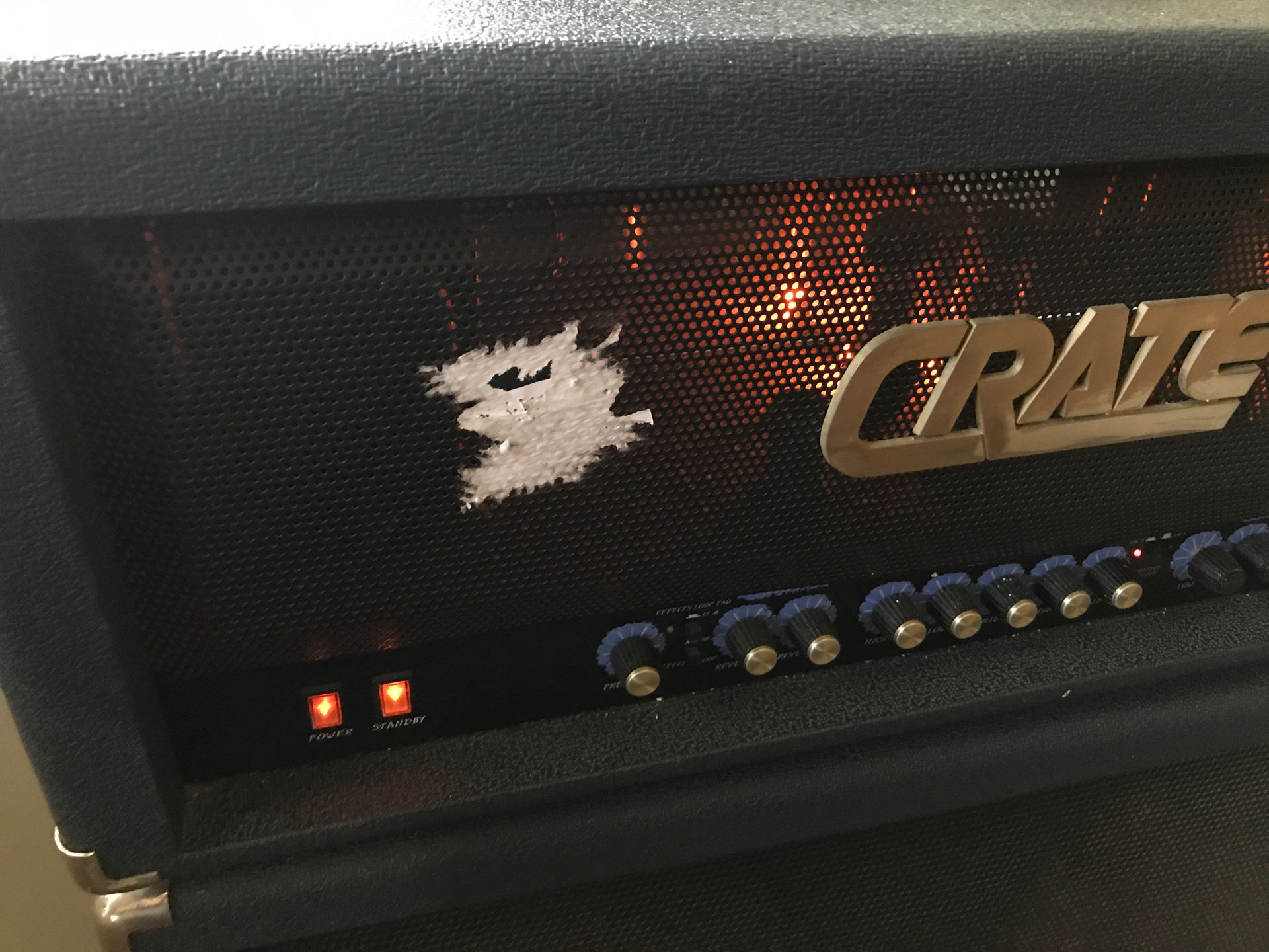 Crate Blue Voodoo 60 ( Guitar Amp )
