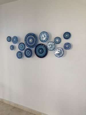 Contemporary Glass Wall Art Pieces for Sale in Alexandria, VA