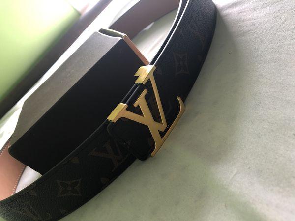69f500449ed7 Louis Vuitton belt size 32-34 for Sale in St. Louis
