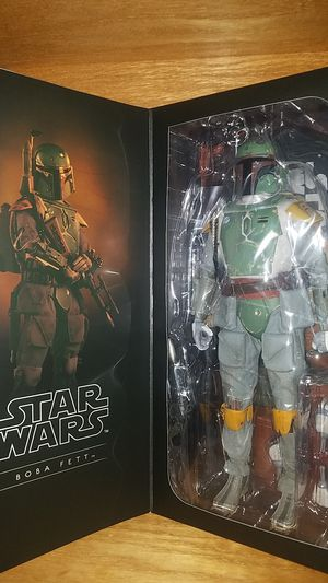 Sideshow Collectibles Boba Fett for Sale in Tempe, AZ