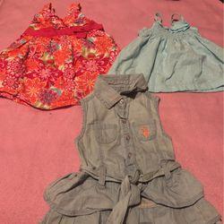 Bundle Baby Dresses  Thumbnail