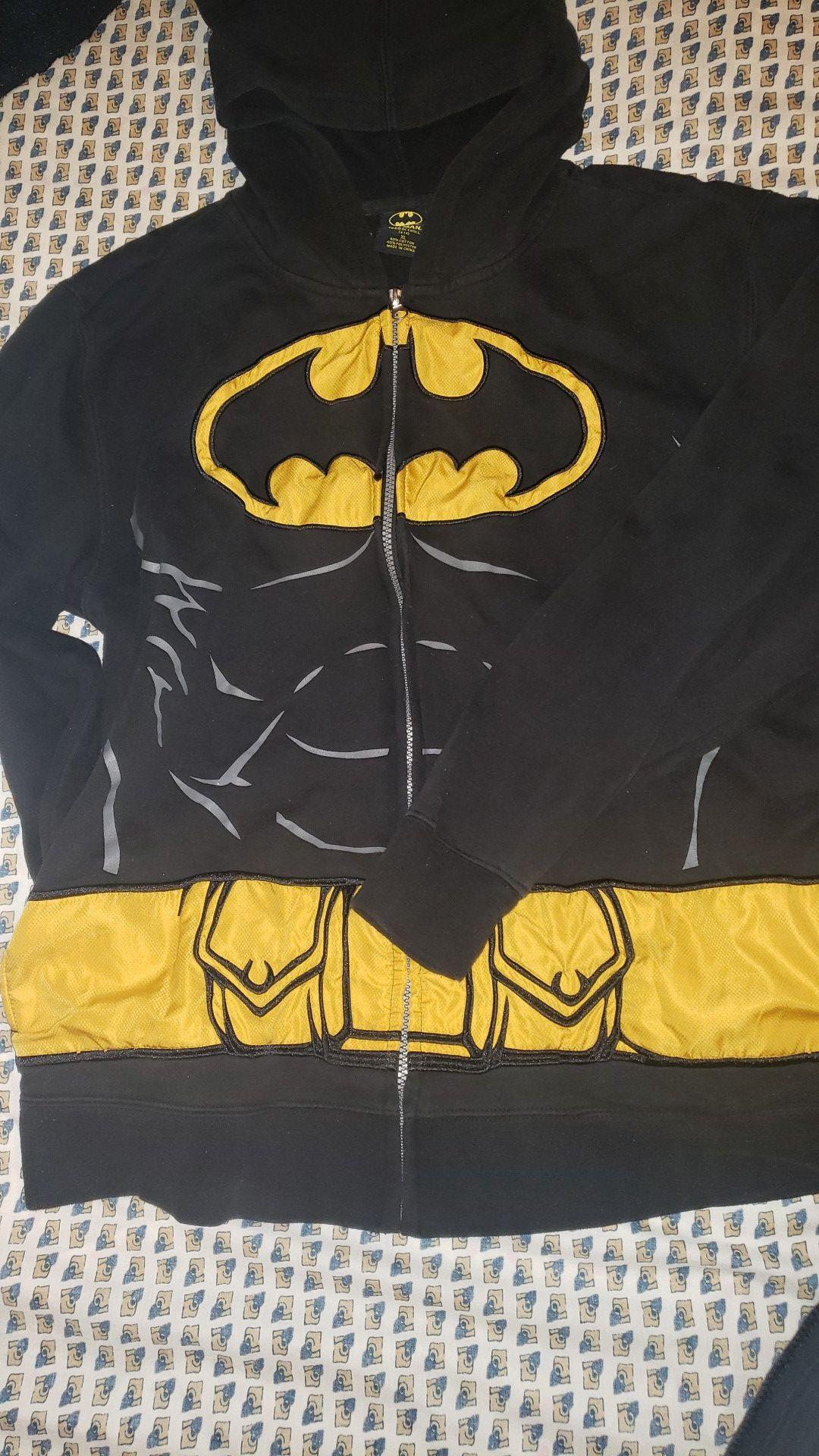 Batman 6pack sweater