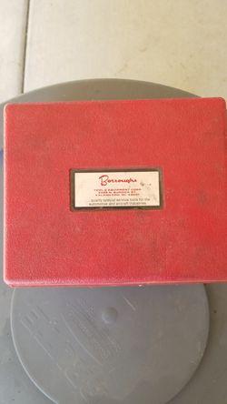 Vintage Ohm resistance gauge tester Thumbnail