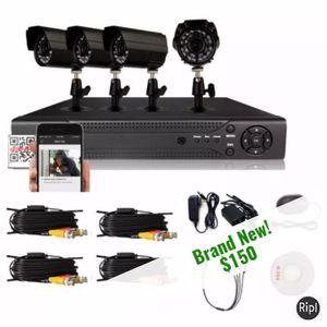 Home security cameras for Sale in Dallas, TX