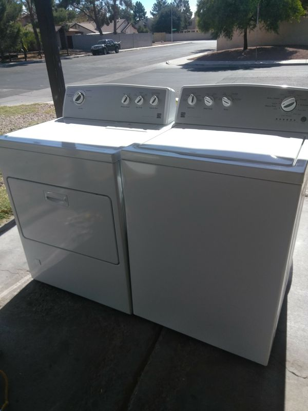 Offerup Las Vegas >> Washer dryer gas Kenmore for Sale in Las Vegas, NV - OfferUp