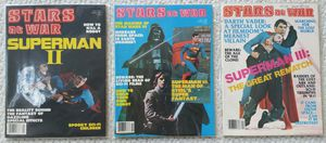 Stars at War magazines (issues #1-3) - 1980s Science Fiction fan mag for Sale in Mount Airy, MD
