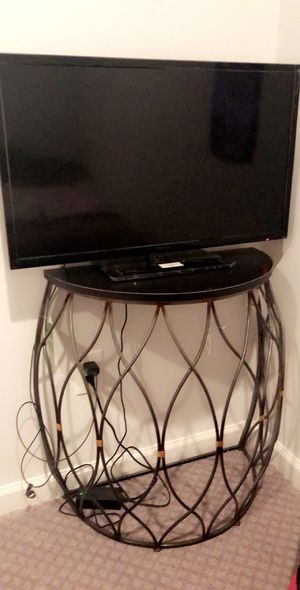 32 inch LED TV with stand- Best offer for Sale in Ashburn, VA