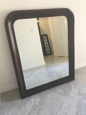 "Cherrywood Mirror. 41.5"" H x 33.5"" W for Sale in Bradenton, FL"