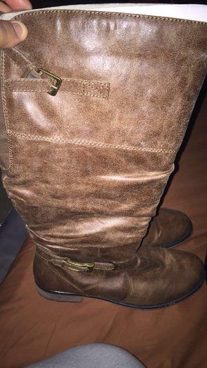 Brown boots for Sale in Alexandria, VA